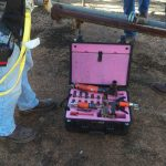 Grinding Solution Kit Air Tool Rental